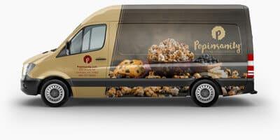 Popcorn Shipping