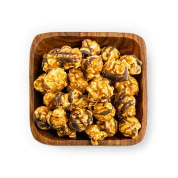 Caramel Chocolate Drizzle Artisanal Popcorn