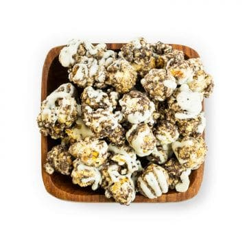 Cookies and Cream Artisanal Popcorn