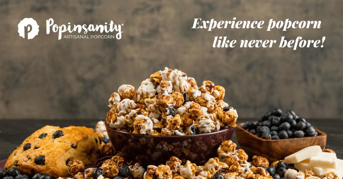 Gourmet Popcorn Gifts • Artisan Popcorn